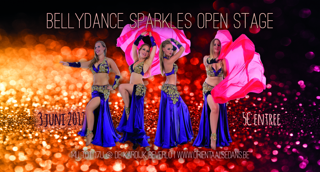 Bellydance Sparkles